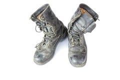 boots старая Стоковые Фото