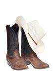 boots шлем ковбоя стоковые фотографии rf