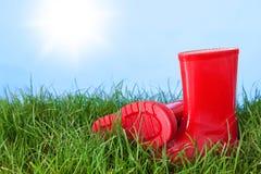 boots день outdoors солнечный Стоковая Фотография RF