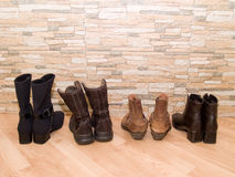 Boots Royalty Free Stock Image
