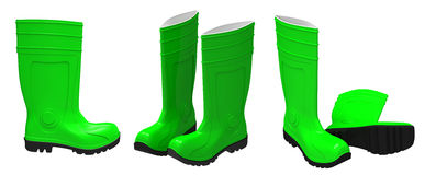 Boots Stock Image