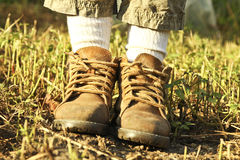 Boots Royalty Free Stock Images