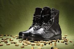 Boots Stock Photography