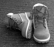 Boots. Stock Image