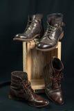 Boots #5 стоковое изображение