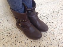 Boots Royalty Free Stock Photo