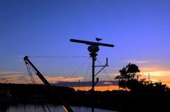 Boots-Hafen Stockfotos