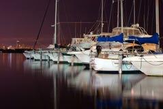 Boots-Hafen Lizenzfreies Stockbild