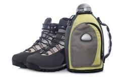 boots hiking буфета Стоковые Изображения RF