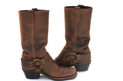 Boots Isolated Royalty Free Stock Photography