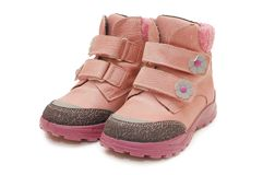 Boots for kids Stock Photos