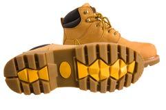 Boots man's. Royalty Free Stock Photos