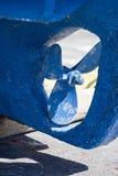 Boots-Propeller Stockfoto