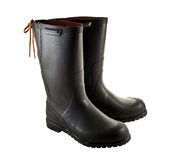 boots rubber Στοκ φωτογραφία με δικαίωμα ελεύθερης χρήσης
