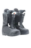 Boots for snowboard Stock Image