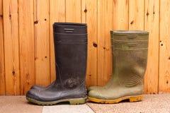 boots wellington Стоковая Фотография RF