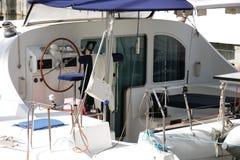 Bootsinnenraum Lizenzfreies Stockbild