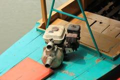Bootsmotor Stockfotografie