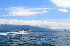 Bootsreise Stockbild