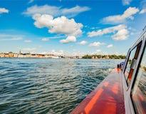 Bootsreise stockbilder