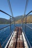 Bootsreise Lizenzfreies Stockfoto