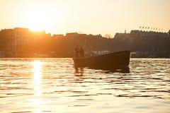 Bootsreise, Amsterdam Lizenzfreie Stockfotografie