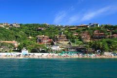 Bootsreise in Brasilien Lizenzfreies Stockfoto