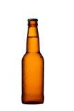 Boottle de la cerveza foto de archivo libre de regalías