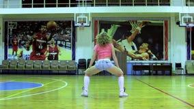 Booty dance stock video