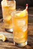 Boozy Long Island Iced Tea Stock Photography