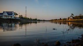 Bophut отрезка воды Стоковая Фотография