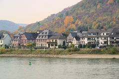 Boppard Royalty Free Stock Photo