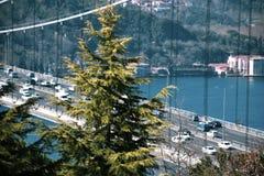 Bopshorus Ä°stanbul, Turkiet royaltyfri fotografi