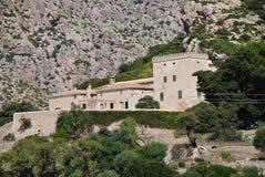 Boquer dolinny dom wiejski, Majorca fotografia stock