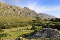 The Boquer Valley, Majorca, Spain Stock Photos