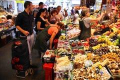Boqueria, Barcelona Stock Image
