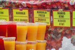Boqueria Market in Barcelona, Spain Stock Image