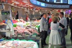 Boqueria market, Barcelona Stock Photography