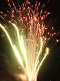 boquet φλόγα Στοκ Εικόνες