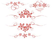 Boquet de la boda con las flores Imagenes de archivo