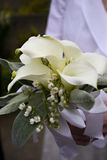 Boquet de mariage Photos stock