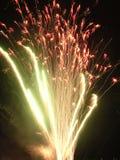 Boquet della fiamma Fotografia Stock