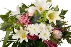 Boquet der Blume Stockbild