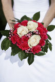 Boquet di giorno delle nozze Fotografie Stock