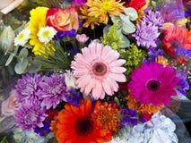 Boquet kwiaty Fotografia Stock