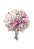 Boquet nupcial branco 2 Imagem de Stock Royalty Free