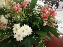 Boquet van bloemen royalty-vrije stock afbeelding