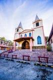 BOQUETE, PANAMA - APRIL 19, 2015: Boquete is a Royalty-vrije Stock Afbeelding