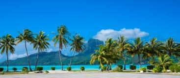 Bora Bora stock fotografie