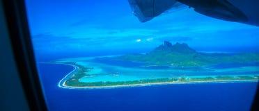 Bora Bora stock afbeelding